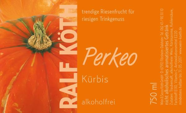 Ralf Köth - Kürbis Perko - alkoholfrei