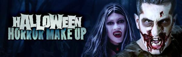 Halloween Horror-Makeup