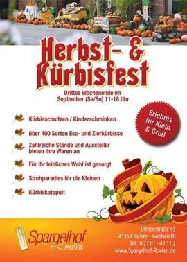Kürbis Spargelhof Roelen