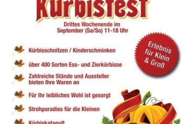Herbst- und Kürbisfest auf dem Spargelhof Roelen