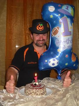 1.Geburtstag cucurbita.com Kürbis