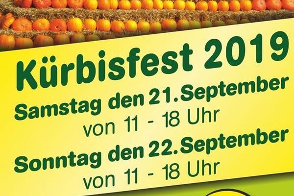 Kürbisfest Hof Schäfer